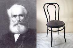 Michael Thonet & Thonet chair.