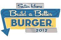 Sutter Home Build a Better Burger - Hawaii Da Kine Burgers w/sweet chili glaze, ginger goat cheese spread and hot watercress salad.