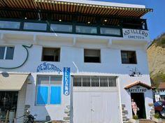 entrance asador astillero