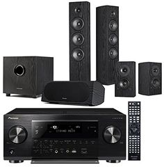 Pioneer SC1223 Andrew Jones 51 Home Theater Package * Click image to review more details. Note: It's an affiliate link to Amazon