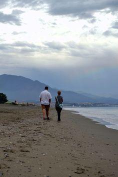 Beach Walk. [Autumn 2013]