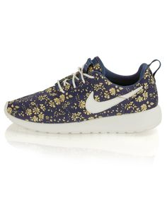 Capel Liberty Print Roshe Run Trainers, Nike X Liberty. Shop more Liberty print Nike trainers from the Nike X Liberty collection online at Liberty.co.uk