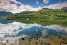 8 európskych jazier, v ktorých sa toto leto musíš okúpať Loch Lomond, Scotland, Shots, Europe, Stock Photos, Mountains, Landscape, Bucket, Travel