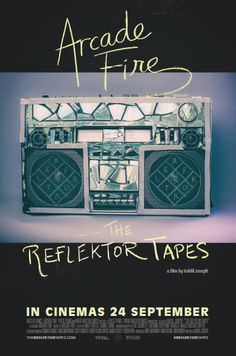 Arcade Fire: The Reflektor Tapes – Watch the new trailer