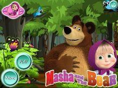 Masha & Bear Forest Adventure - Game Tutorial