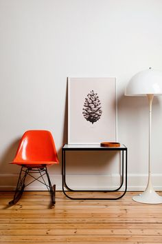 Form Us With Love draws giant natural objects for first graphics collection.