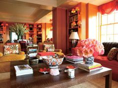 Absolutely love. Tory Burch's home