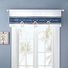 image of Harbor House™ Sailor Window Valance