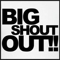 Freekibble's Big Shout-Out!!