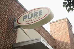 Dining at Pure Taqueria in Inman Park! #AtlEats