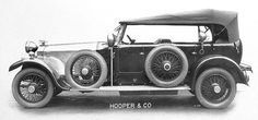A 1924 40-50 Chassis 76RM supplied to Prince Hamidullah of Bhopal by Hooper.