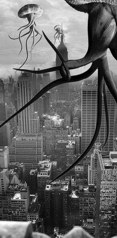 Invasion NY,  The Invasion Series