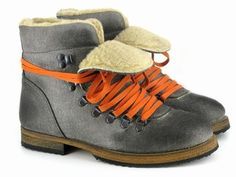 Caribou Boot Grey - Womens Boots £79.95