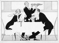 Cartoons - original artwork. 1910-1920