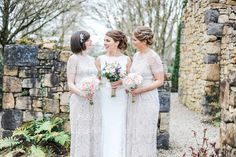 Oonagh + Daniel at Slieve Russell Hotel bride and bridesmaids Lace Wedding, Wedding Dresses, Scully, Brides And Bridesmaids, Real Weddings, Couple, Photography, Bride Dresses, Bridal Gowns