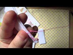 Puntos básicas para coser fieltro (videotutorial)