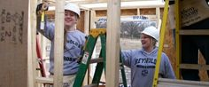 Established in 2003, Youth United is a Habitat for Humanity program that provides students from all over #ForsythCounty an opportunity to help reduce substandard housing in our community. #habitatforsyth #wsnc