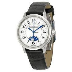 積家 (Jaeger-LeCoultre) [NEW+SPECIAL] Rendezvous Silver Dial Ladies Watch Q3468490 (Retail:HK$79,500) - Spring Break Special at:- HK$55,000.