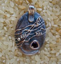 PMC Pendant, instructive blog post to go with it.