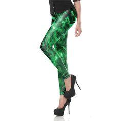 2016 New Arival Women Printed Leggings Quick-drying Running Women Sports Leggings Fitness Active Pants Fashion Skinny Leggins Women's Sports Leggings, Printed Leggings, Workout Leggings, Running Women, Fashion Pants, Polyester Spandex, Ballet Skirt, Skinny, Fitness