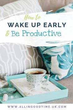 Stop doing these morning habits that kill your productivity. Eliminate these bad morning habits and create a great morning routine. Productive Things To Do, Productive Day, Ways To Wake Up, How To Wake Up Early, Bad Morning, Miracle Morning, Morning Habits, Morning Routines, Time Management Techniques