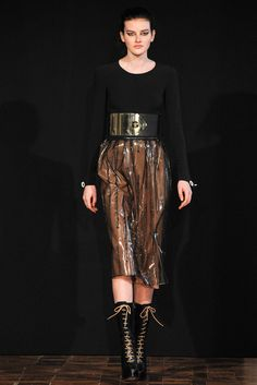 Véronique Leroy, Look #18