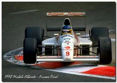 Michele Alboreto 1990