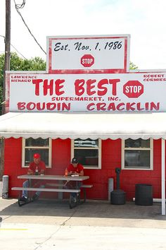 An Acadian Adventure! Best Stop outside Lafayette. good boudin and other Cajun goodies. Louisiana New Orleans, Lafayette Louisiana, Louisiana Homes, Louisiana Recipes, Sweet Home, Tours, Breaux Bridge, Southern, Cajun Food