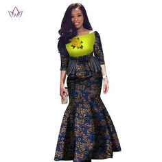 African clothes for women,Two Pieces Set Women Half Sleeve Crop Tops & Long Maxi Skirt Sets African Clothes, Long Maxi Skirts, Two Pieces, Clothing Items, Traditional Outfits, Half Sleeves, Female Models, Skirt Set, Fashion Outfits