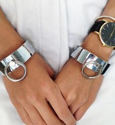 Love Slave Cuff Bracelet