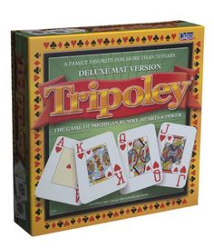 Tripoley Deluxe Board Game – Board Games « Delay Gifts
