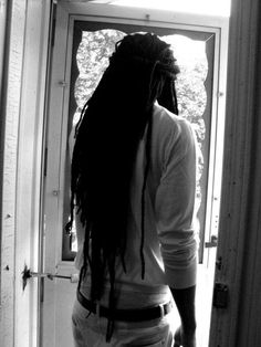 I'm almost there lol but I'll start cuttin my locs once they get this long