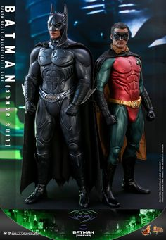 Batman Robin, Batman Sets, Action Figures, Batman Comics, Dc Comics, Batman Arkham, Forever Movie, Batman Figures, Paisajes