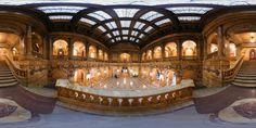 Marble lobby, New York City