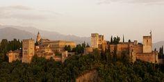 Alhambra, Castillo, La Construcción De