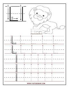 Image result for Letter L is for lego worksheet
