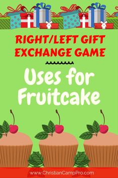 Left/Right Gift Game - Saint Nick's Nightmare - Christian Camp Pro - Left/Right Gift Game – Saint Nick's Nightmare – Christian Camp Pro - Fun Christmas Party Ideas, Christmas Gift Exchange Games, Holiday Party Games, Christmas Games For Kids, Family Christmas Gifts, A Christmas Story, Christmas Fun, Holiday Ideas, Xmas Party