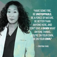 22 Incredible Grey's Anatomy Quotes That Still Break Your Heart 22 Incredible Greys Anatomie-Zitate, die immer noch dein Herz brechen Greys Anatomy Frases, Grey Anatomy Quotes, Grays Anatomy, The Words, R M Drake, Quotes To Live By, Life Quotes, Quotes From Movies, Wisdom Quotes