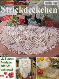 Diana Special - D 1657 Strickdeckchen - Alex Gold - Веб-альбомы Picasa