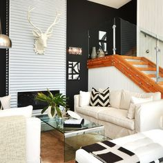 Corrugated Walls Design Ideas, Pictures, Remodel and Decor