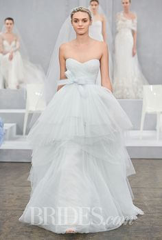 Brides: Spring 2015 Wedding Dress Trends | Wedding Dresses Style