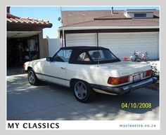 Classic Car For Sale: 1984 Mercedes-Benz 380SL ($13500)
