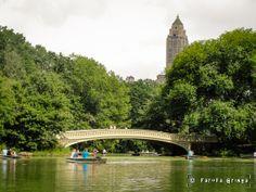Central Park Bow Bri