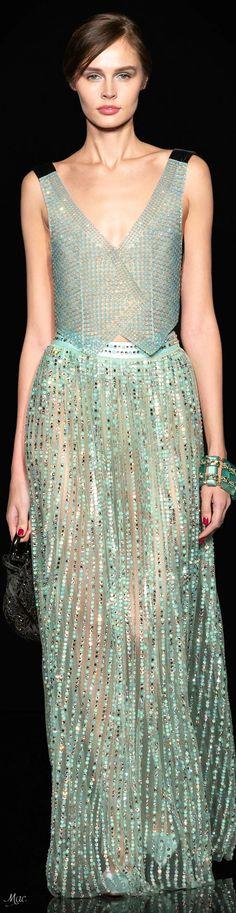 Giorgio Armani, Emporio Armani, Armani Prive, Italian Fashion, Pretty Dresses, Catwalk, Gowns, Formal Dresses, Sea Siren