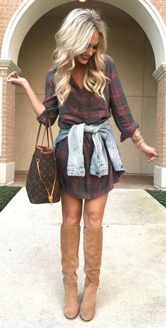 Trendy Ideas How To Wear Fall Outfits Winter Fashion Winter Fashion Outfits, Fall Winter Outfits, Look Fashion, Autumn Winter Fashion, Womens Fashion, Fashion Trends, Dress Winter, Fashion Boots, Winter Clothes