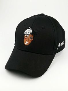 Jersh ☆ Baseball Caps Casual Baseball Gothic C Letter Cap Snapback Hat with Raised 3D Embroidery Letter Baseball Cap Hip-Hop Cap Hat Headwear