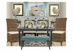 Great for the formal dinning room