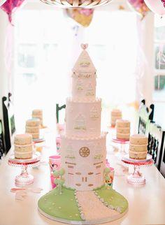 Pink Pretty Princess Birthday Party
