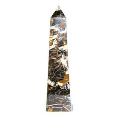 Nature Home Decor Michael Angelo Marble Obelisk Sculpture
