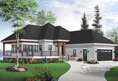 House plan W3949-V1 by drummondhouseplans.com